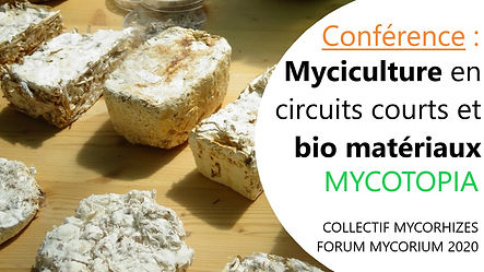 Conférnece Myciculture en circuit court