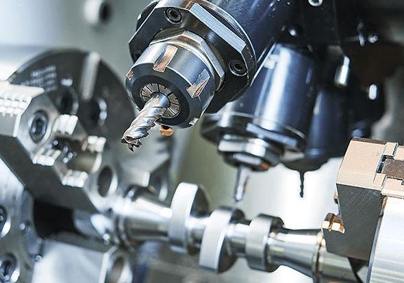 Usinage par CNC chez Sertiergy SA Genève