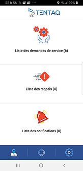 Facilité d'utilisation | Gestion des services | Québec | Tentaq
