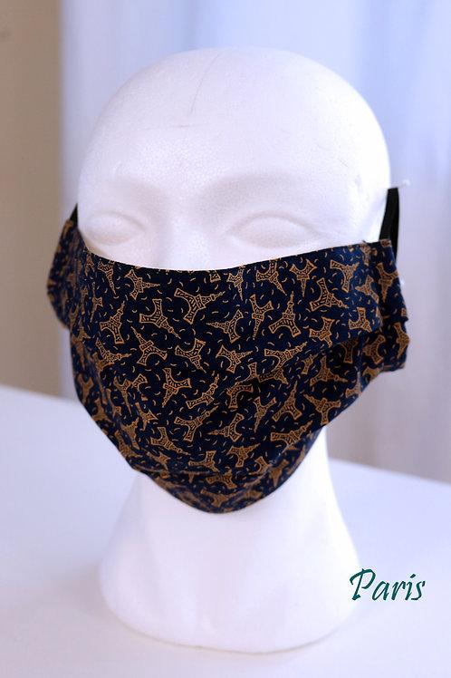 Mund-Nasen-Maske || PARIS