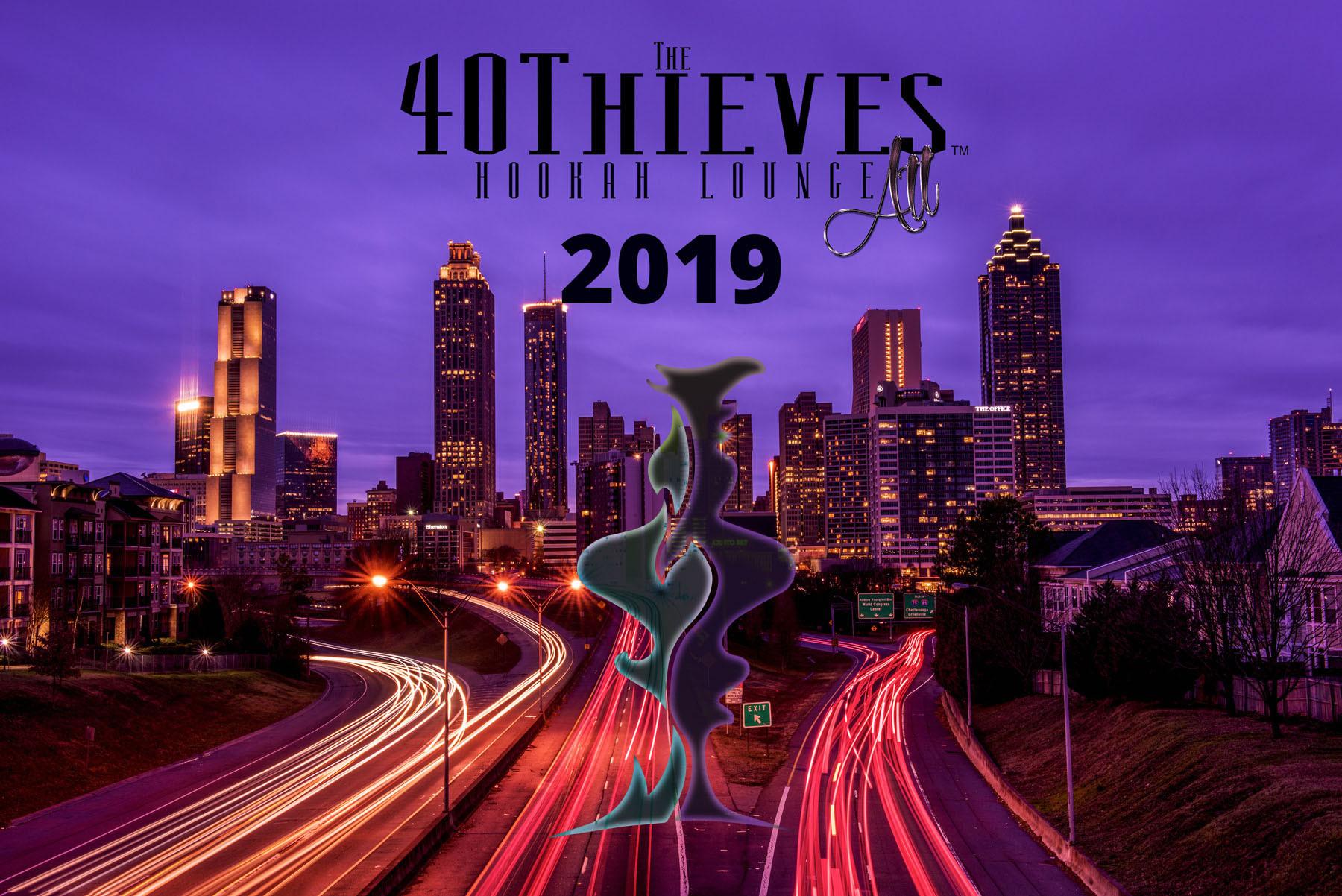 40 Thieves Atlanta 2019