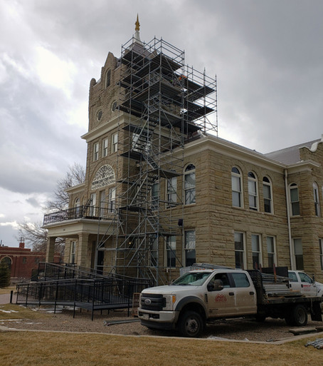 Huerfano County Courthouse