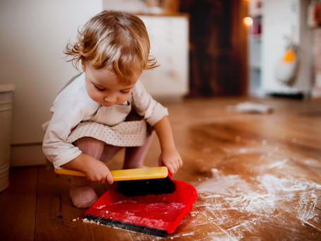 Your First 7 ESSENTIAL Steps to a Tidy Home