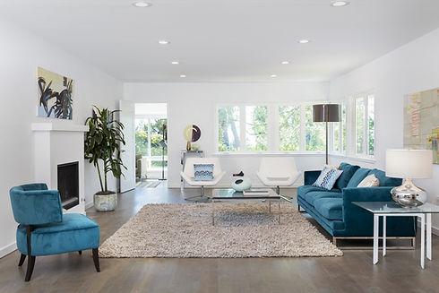 tidy coop living room