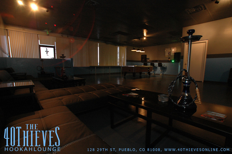 40 Thieves Pueblo, CO