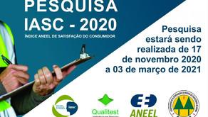 Pesquisa IASC - 2020