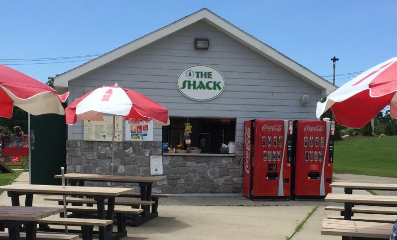 The Shack Concession