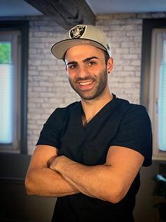 Erfan Barogh  - Physiotherapeut