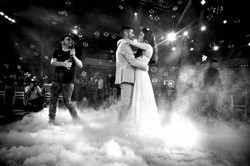 דיג'יי לחתונה, תקליטן לחתונה, נועם זלאיט, עשן כבד בסלואו
