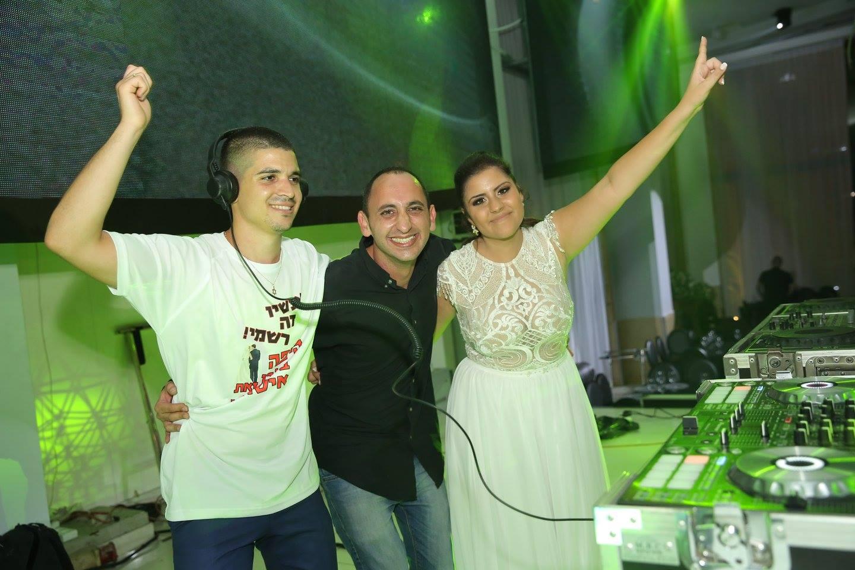 נועם זלאיט, די ג'יי לחתונה, תקליטן לחתונה