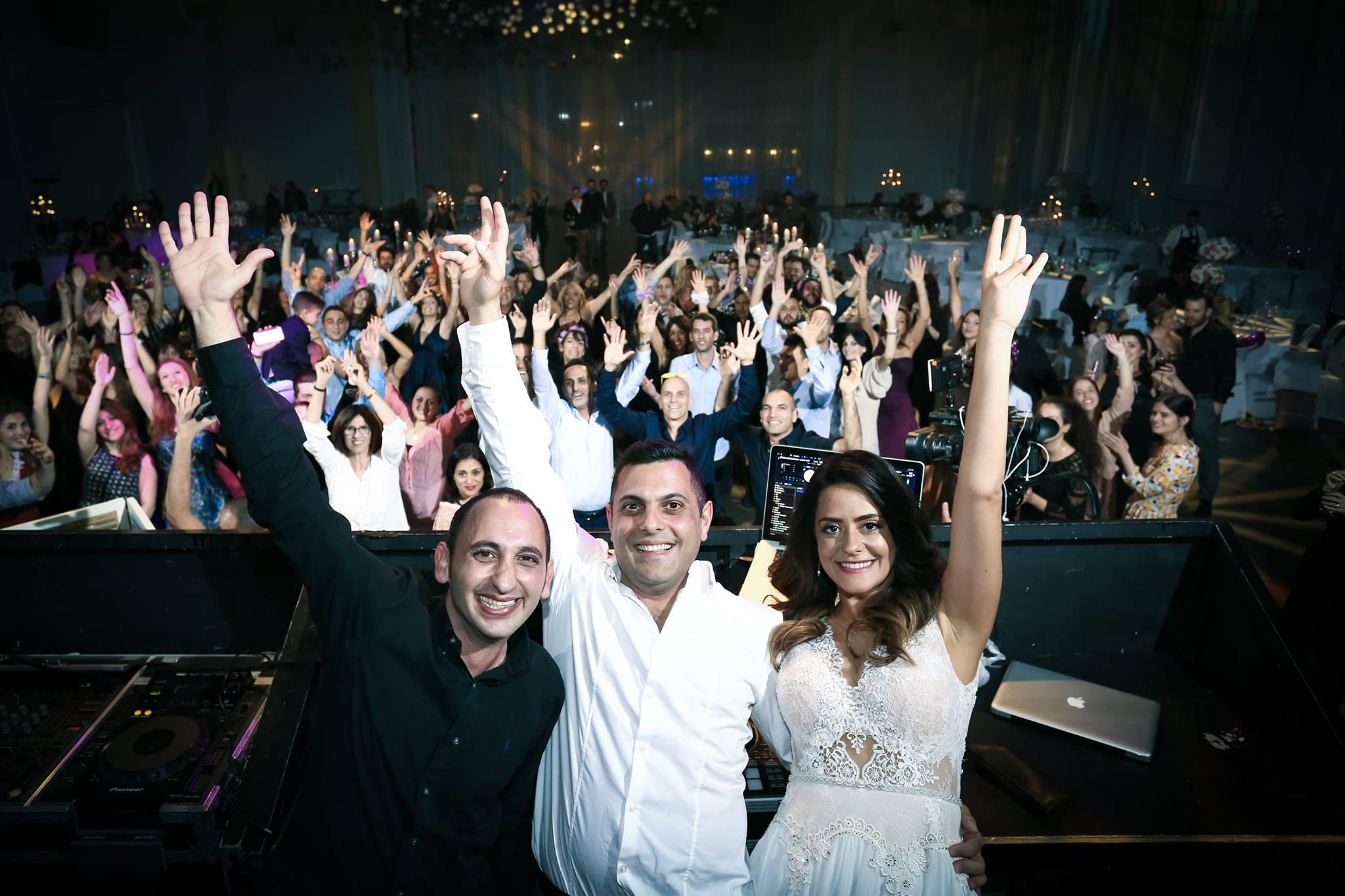תקליטן לחתונה - נועם זלאיט - די גיי לחתונה