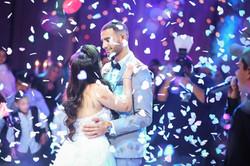 דיג'יי לחתונה, תקליטן לחתונה, נועם זלאיט, קונפטי
