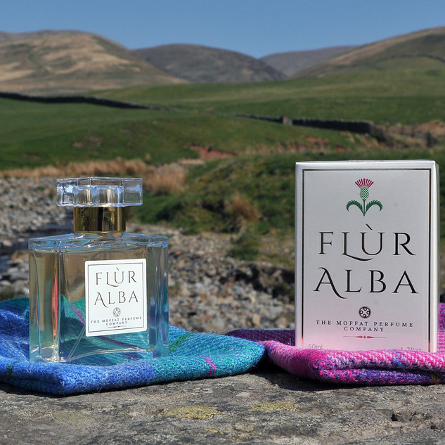 Scottish Inspired Perfume