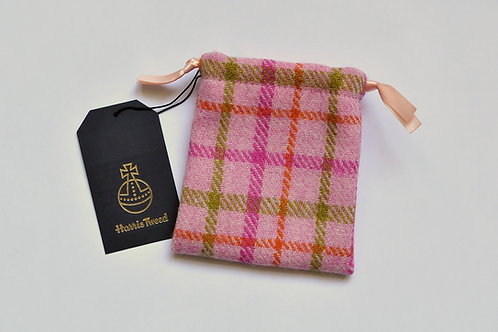 Harris Tweed Perfume Bag