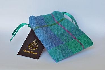 Harris Tweed Perfume Bag Scottish Perfum