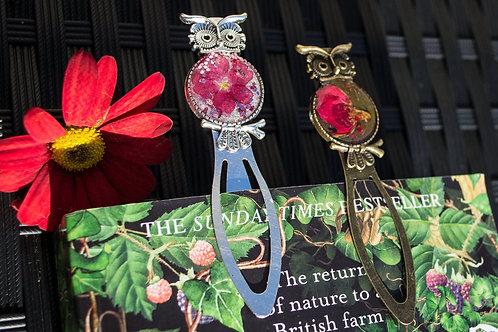 Gorgeous Botanical Bookmarks
