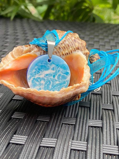 Beach theme necklaces