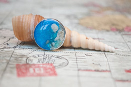 Beach collection ring