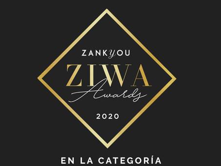 Bodascinema consigue un Ziwa Awards