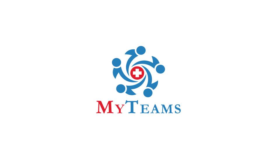 Logo animé MyTeam SA