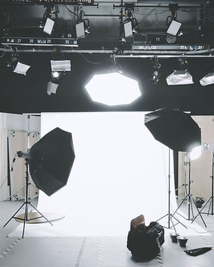 Impostazione photoshoot