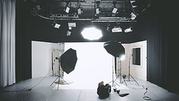Foto-Shooting-Setup