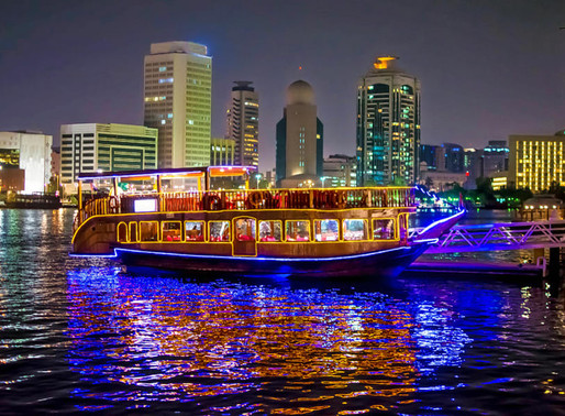 Top Yacht Cruises In Dubai The City Of United Arab Emirates (UAE)