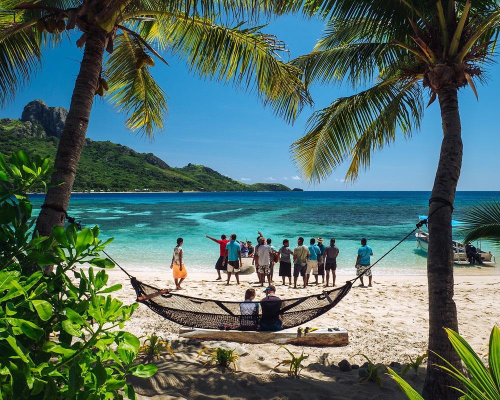 Travel for cheap at Fiji Island