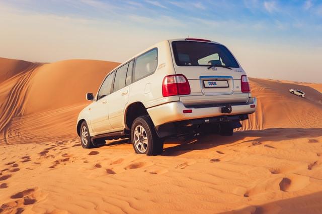 Types Of Desert Safari In Dubai: Morning Safari, evening Safari, Overnight Safari