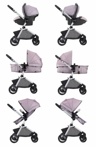 A travel Gadget: Stroller And Bassinet For both Kids And Toddlers