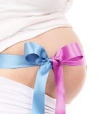 Sereine avant l'arrivée de bébé !