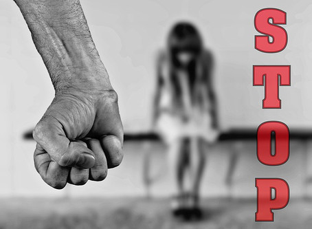 Domestic Violence Awareness Month: The Problem and Actions to Stay Safe
