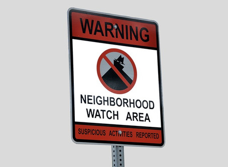 Protect Your Residence During National Crime Prevention Month