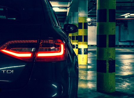 Are You Practicing Safe Parking in Lots and Garages?