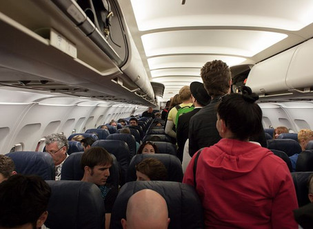 Unfriendly Skies - 7 Actions to Stay Safe From Sex Assaults on Airplanes