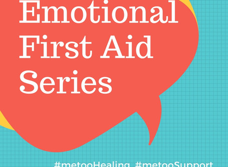 Emotional First Aid Series: Cook's Hook Up Technique