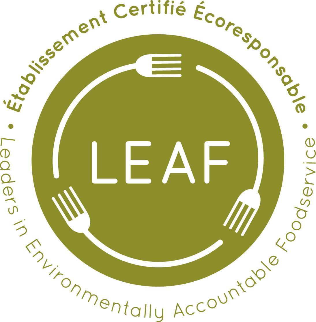 LEAF Certification