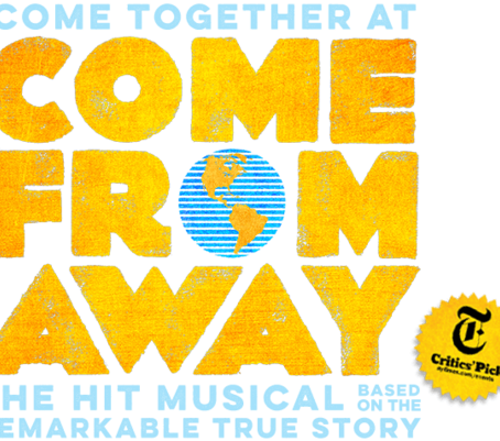 BROADWAY'S COME FROM AWAY TO HOST DONATION DRIVE!