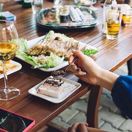 How to Host a Socially Distanced Backyard Dinner
