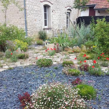 Jardin urbain Caen / 2016