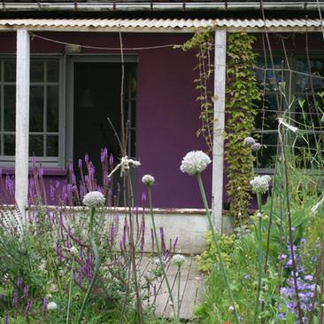 Jardin urbain / Caen 2011