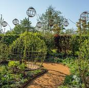 """""""Dans ma bulle"""" Festival international des jardins de Chaumont sur Loire 2018"""