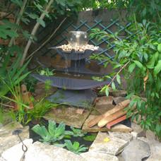 Fontaine Larme de samouraï