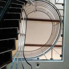 Escalier Fibonacci