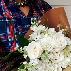 Today's mood_ flannel & flowers