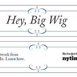 THE NEW YORK TIMES + LINKEDIN