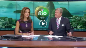 NBC NEWS: Dr. Pascal at the 2016 Olympics