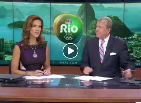 NBC NEWS: Dr. Pascal at the 2016 Olympics