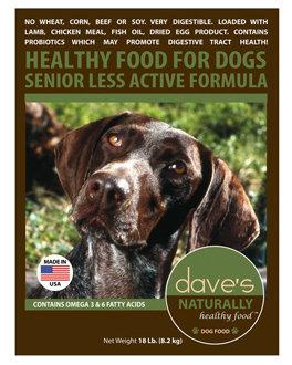 Naturally Healthy™  Senior Dog Food
