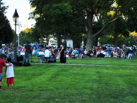 Summer Concert Series on the Green